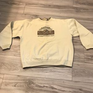 Croft & Barrow Angler Outfitters Outdoors Crewneck